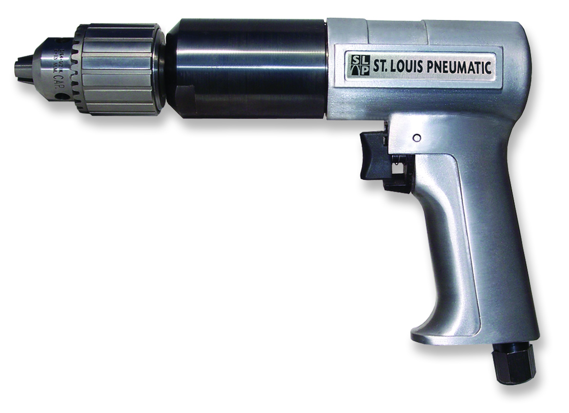 "1/2"" Low-Speed Reversible Drill"